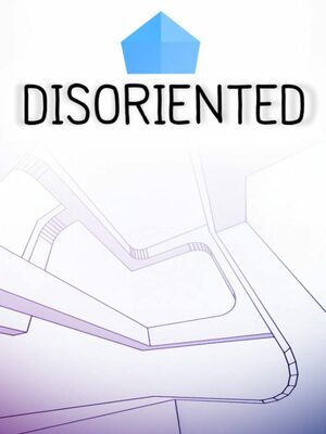 Cover for Disoriented.