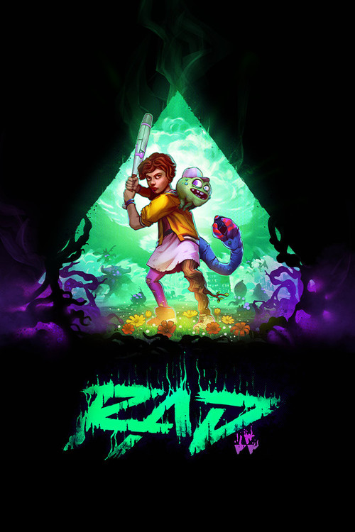 Cover for Rad.