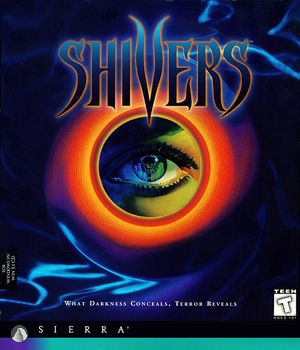 Cover for Shivers.