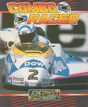 Cover for Combo Racer.