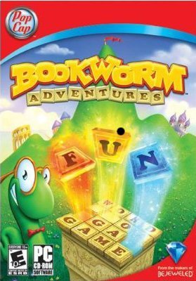 Cover for Bookworm Adventures.