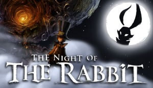 Cover for The Night of the Rabbit.