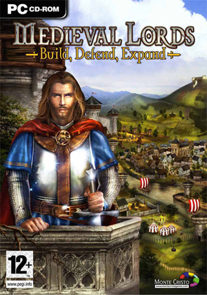 Cover for Medieval Lords: Build, Defend, Expand.