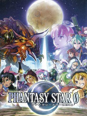Cover for Phantasy Star 0.