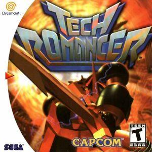 Cover for Tech Romancer.