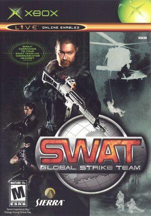 Cover for SWAT: Global Strike Team.