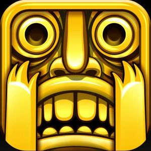 Cover for Temple Run.