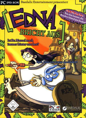 Cover for Edna & Harvey: The Breakout.