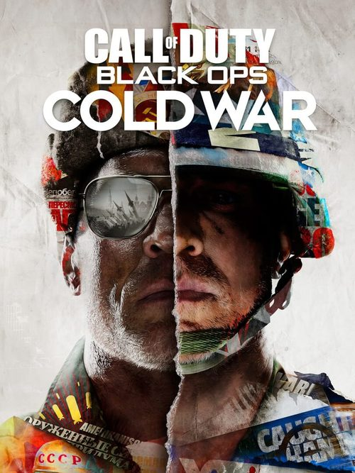Cover for Call of Duty: Black Ops Cold War.