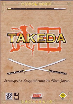 Cover for Takeda.