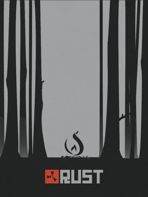 Cover for Rust.