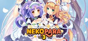 Cover for NEKOPARA Vol. 3.