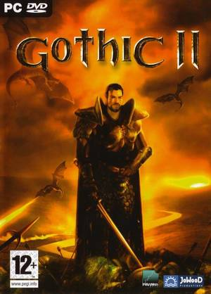 Cover for Gothic II.
