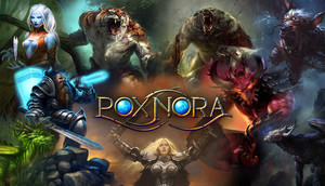 Cover for PoxNora.