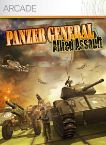 Cover for Panzer General: Allied Assault.