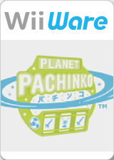 Cover for Planet Pachinko.