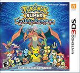 Cover for Pokémon Super Mystery Dungeon.
