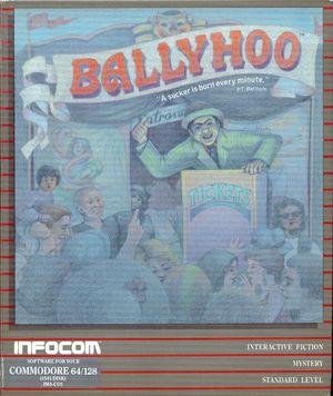 Cover for Ballyhoo.