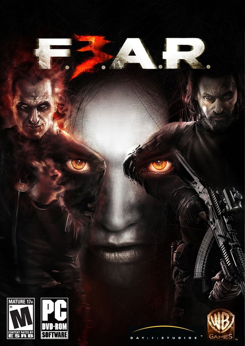 Cover for F.E.A.R. 3.