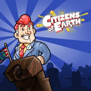 Cover for Citizens of Earth.