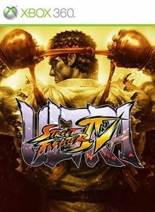 Cover for Ultra Street Fighter IV.