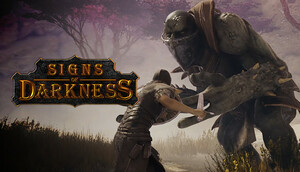 Cover for Signs of Darkness.