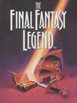 Cover for The Final Fantasy Legend.
