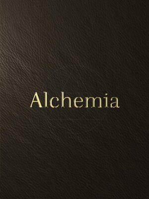 Cover for Alchemia.