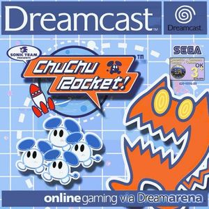 Cover for ChuChu Rocket!.