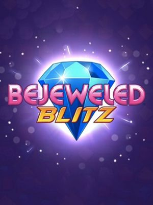 Cover for Bejeweled Blitz.