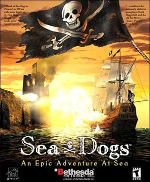 Cover for Sea Dogs.