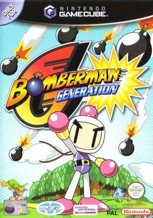 Cover for Bomberman Generation.
