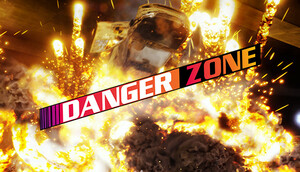 Cover for Danger Zone.