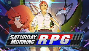Cover for Saturday Morning RPG.