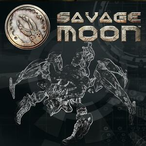 Cover for Savage Moon.