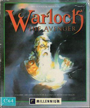 Cover for Warlock: The Avenger.