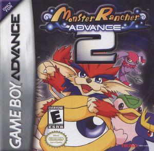 Cover for Monster Rancher Advance 2.