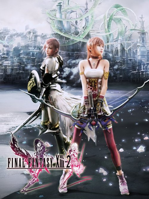 Cover for Final Fantasy XIII-2.
