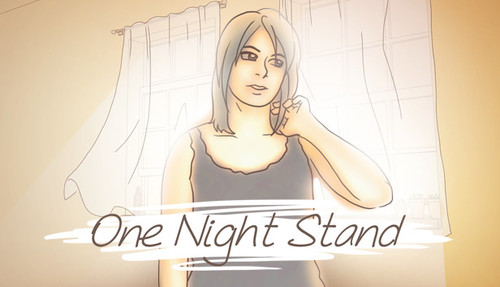 Cover for One Night Stand.