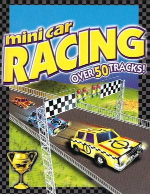 Cover for Mini Car Racing.