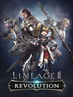 Cover for Lineage 2 Revolution.