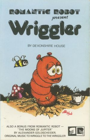 Cover for Wriggler.