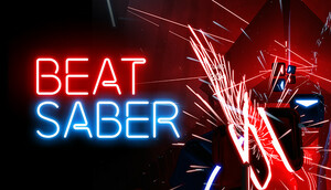 Cover for Beat Saber.