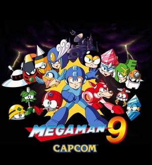 Cover for Mega Man 9.