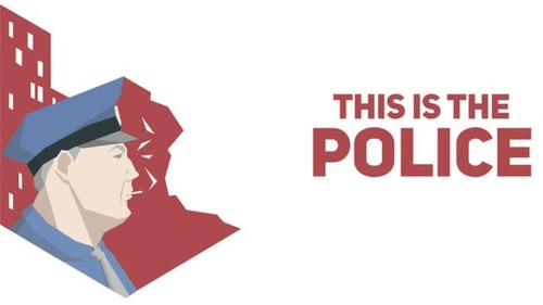 Cover for This Is the Police.