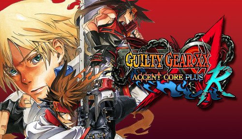 Cover for Guilty Gear XX Accent Core Plus R.
