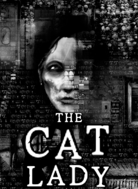 Cover for The Cat Lady.