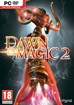 Cover for Dawn of Magic 2.