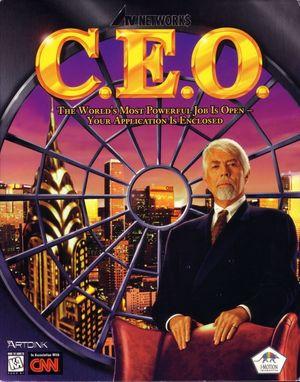 Cover for C.E.O..