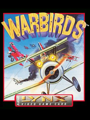 Cover for Warbirds.